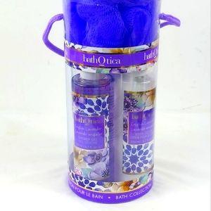 BathOtica Lavender Bath Gift Set
